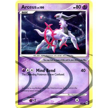 Pokemon Platinum Arceus Arceus [Psychic] AR7