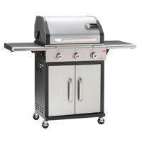 Landmann Precision Chef PTS 3.0 Stainless & Black