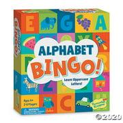 Alphabet Bingo Board Game - Early Learning - 1 Piece