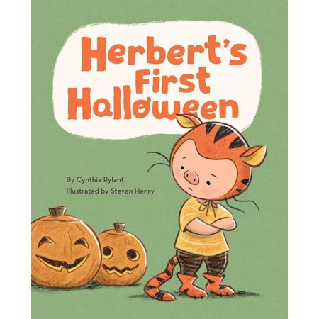 Elementary Halloween Dance Ideas (Herbert's First Halloween : (Halloween Children's Books, Early Elementary Story Books, Picture Books about)