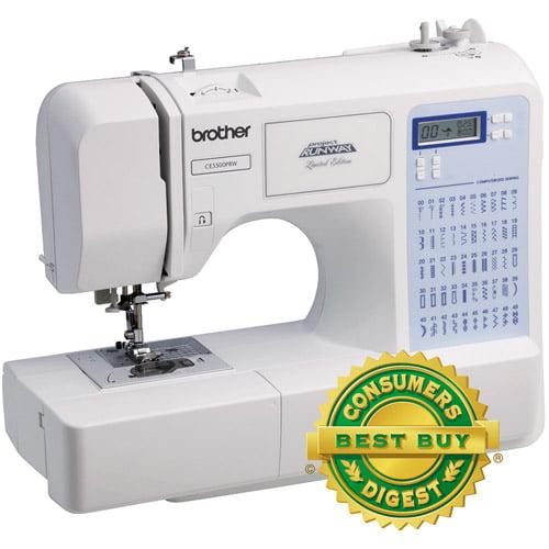 walmart embroidery sewing machine