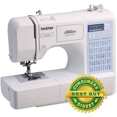 Brother 40Stitch Limited Edition Project Runway Sewing Machine Impressive Project Runway Sewing Machine Walmart