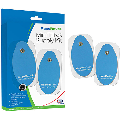 Image of AccuRelief Mini TENS Supply Kit