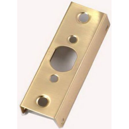 "Door Edge Guard, Polished Brass, 1-3/4"", Belwith, 2020-PB"