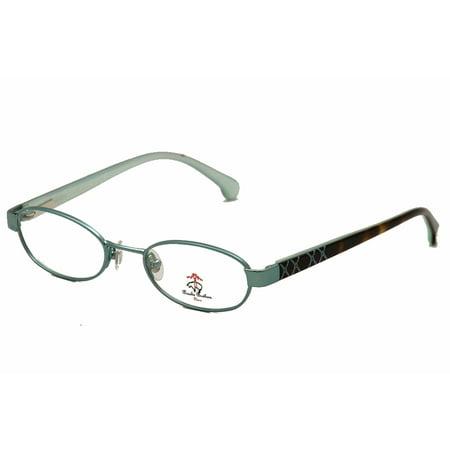 Brooks Brothers Chinos - Brooks Brothers Women's Eyeglasses BB1021 BB/1021 1635 Seafoam Full Rim Optical