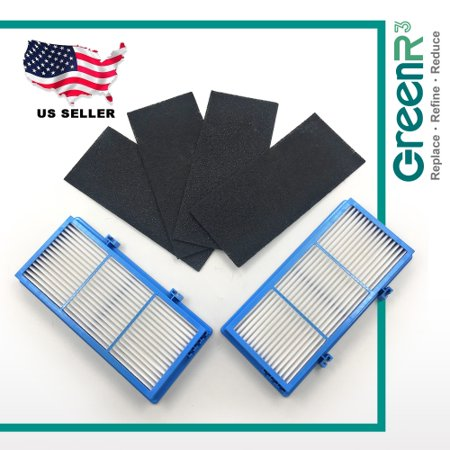 Greenr3 2 Pack Hepa Total Air Filters For Holmes Aer1