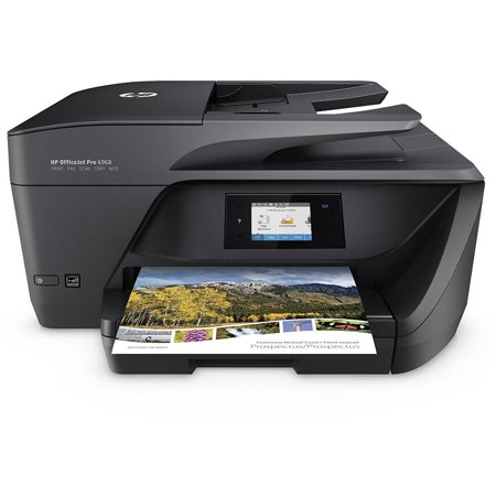 HP OfficeJet Pro 6962 Wireless All-in-One Printer with Mobile Printing (Best Wireless Printer For Windows 8)