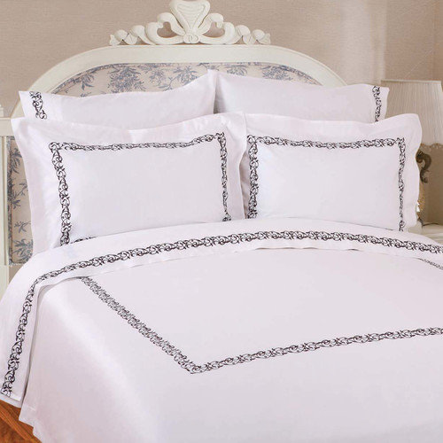 North Home Bordeaux 310 Thread Count Sheet Set