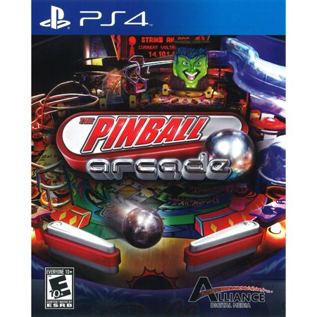 Image of Pinball Arcade (PS4)
