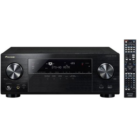 Pioneer VSX-1124 7.2-Channel Network A/V Receiver (Black)