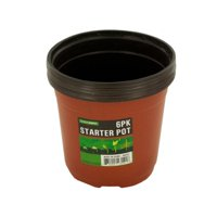 Bulk Buys MA087-24 Gardening Starter Pot Set, 24 Piece