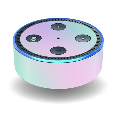 Skin Decal Wrap For Amazon Echo Dot  2Nd Generation  Stickers Cotton Candy