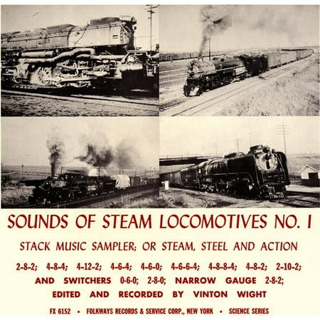 Steam Sound Decoder (Steam Locomotives 1 / Various)