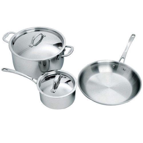Cuisinox Elite 5-Piece Cookware Set