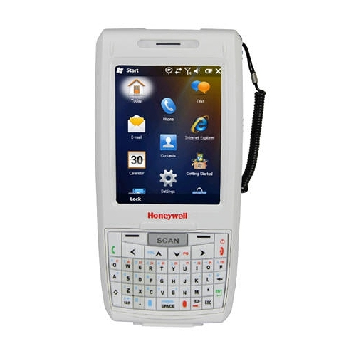 Honeywell Dolphin 7800hc - Mobile Computer, 802.11A/B/G/N, Bluetooth, High Density Imager, QWERTY, 256MB RAM x