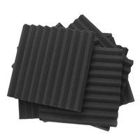 "24 /48 /96 Pack Acoustic Panels Studio Soundproofing Egg Foam Wall Tiles 10x10x1"""