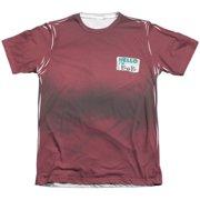 Fight Club - Bob Costume (Front/Back Print) - Short Sleeve Shirt - XX-Large