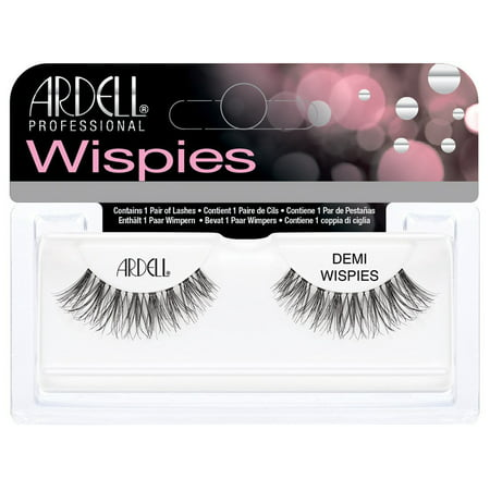 67bb7a18dd2 Ardell InvisiBands Lashes, Demi Wispies Black - Walmart.com