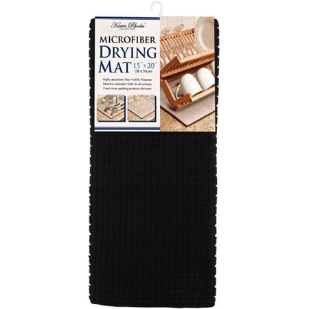 Kitchen Details Microfiber Drying Mat
