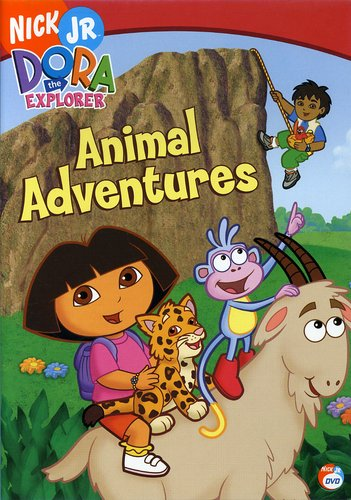 Animal Adventures by Paramount Home Entertainment