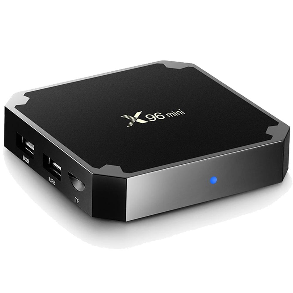 Ktaxon 8G 1G Wift X96 Mini TV Box  Black
