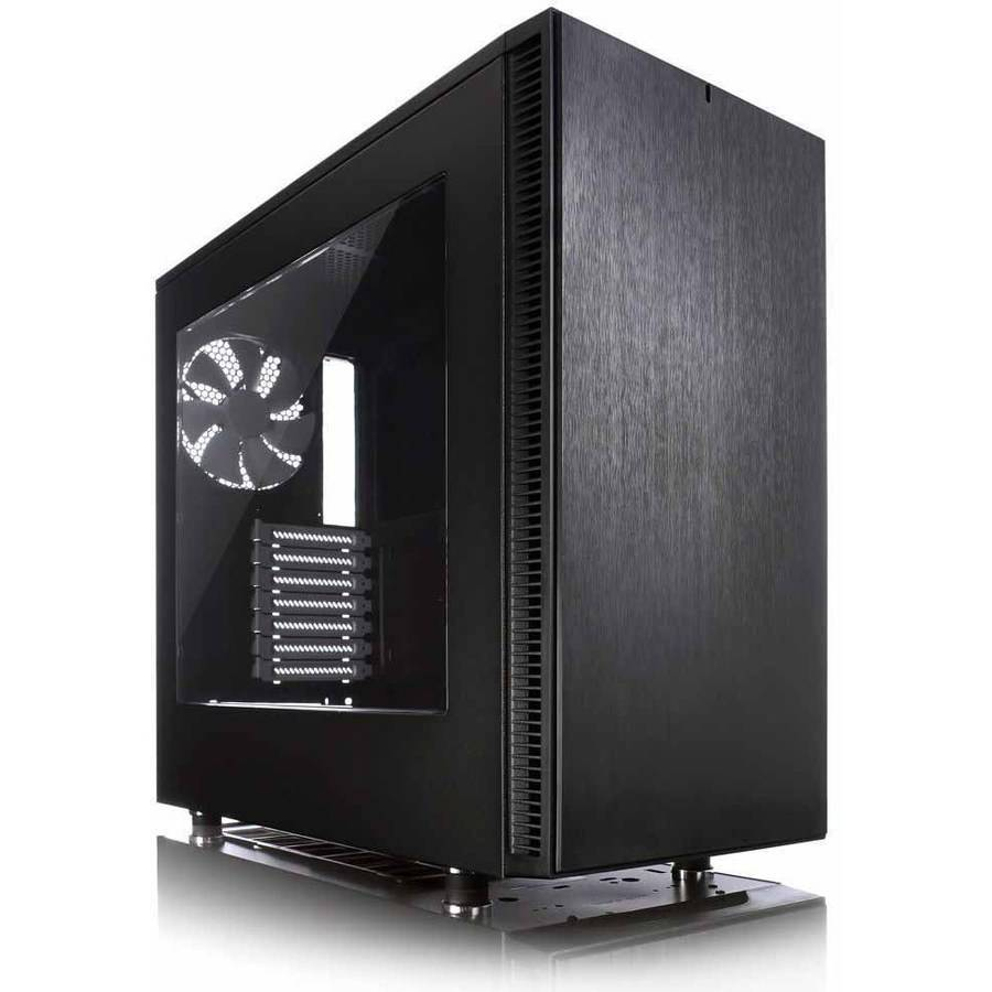 Fractal Design Define S with Window, Black