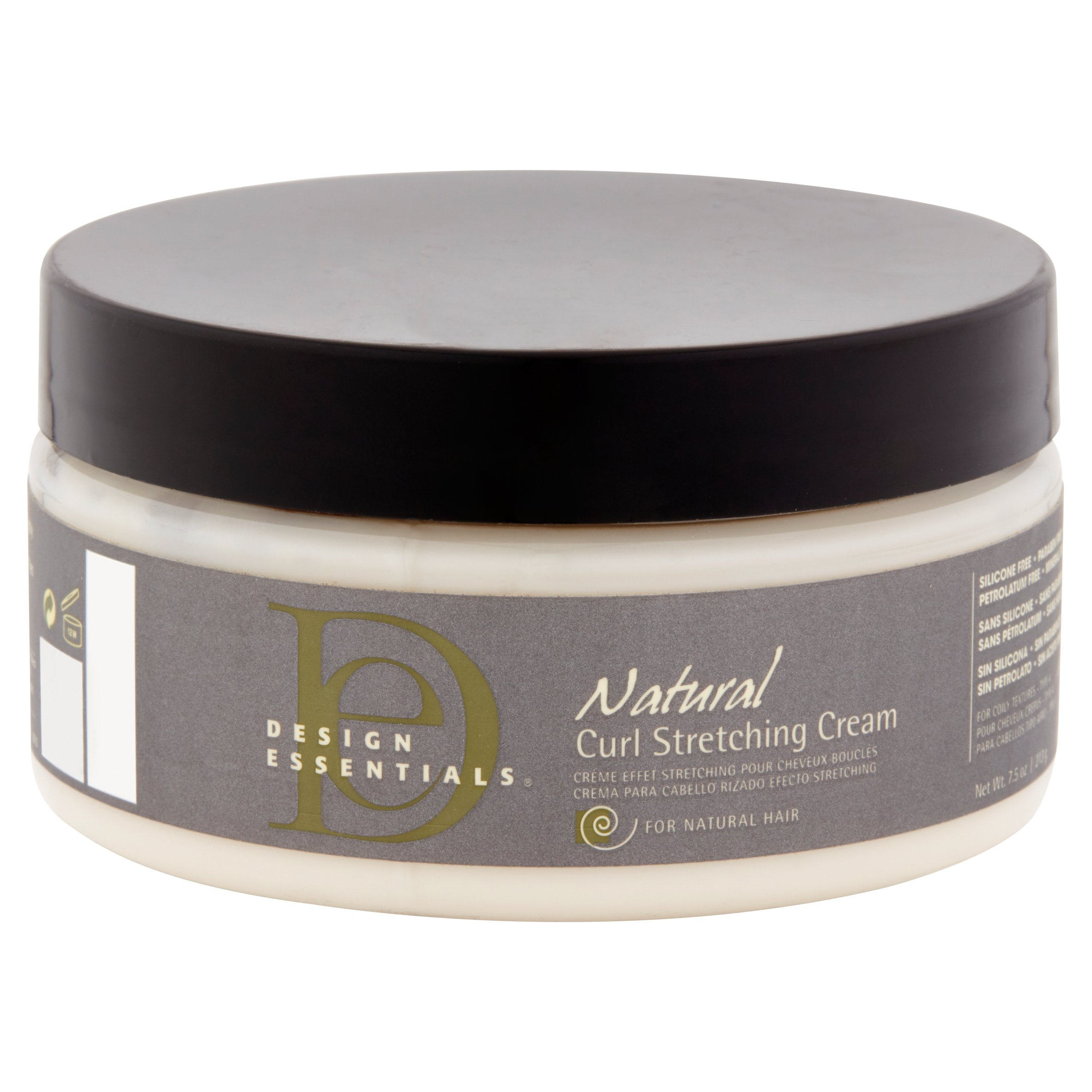 Design Essentials Natural Curl Stretching Cream 75 Oz Walmartcom