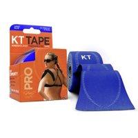 KT Tape Pro Kinesiology Tape, Sonic Blue, 20 ea