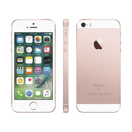 Iphone Se Rose Gold At Amp T