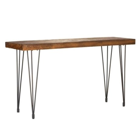 Moe 39 s boneta console table in natural for Table 6 3 asce 7 05