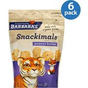 Barbaras Cookie Snackimal, Peanut Butter