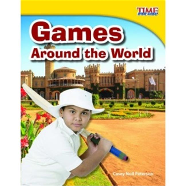 Shell Education 14653 Games Around The World