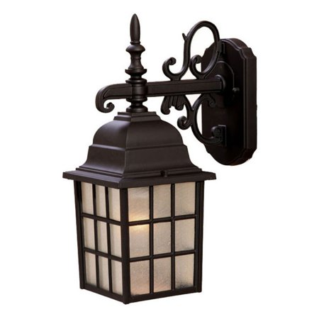 Light Outdoor Wall Mount Candelabra (Acclaim Lighting Nautica 1 Light Outdoor Wall Mount Light Fixture)