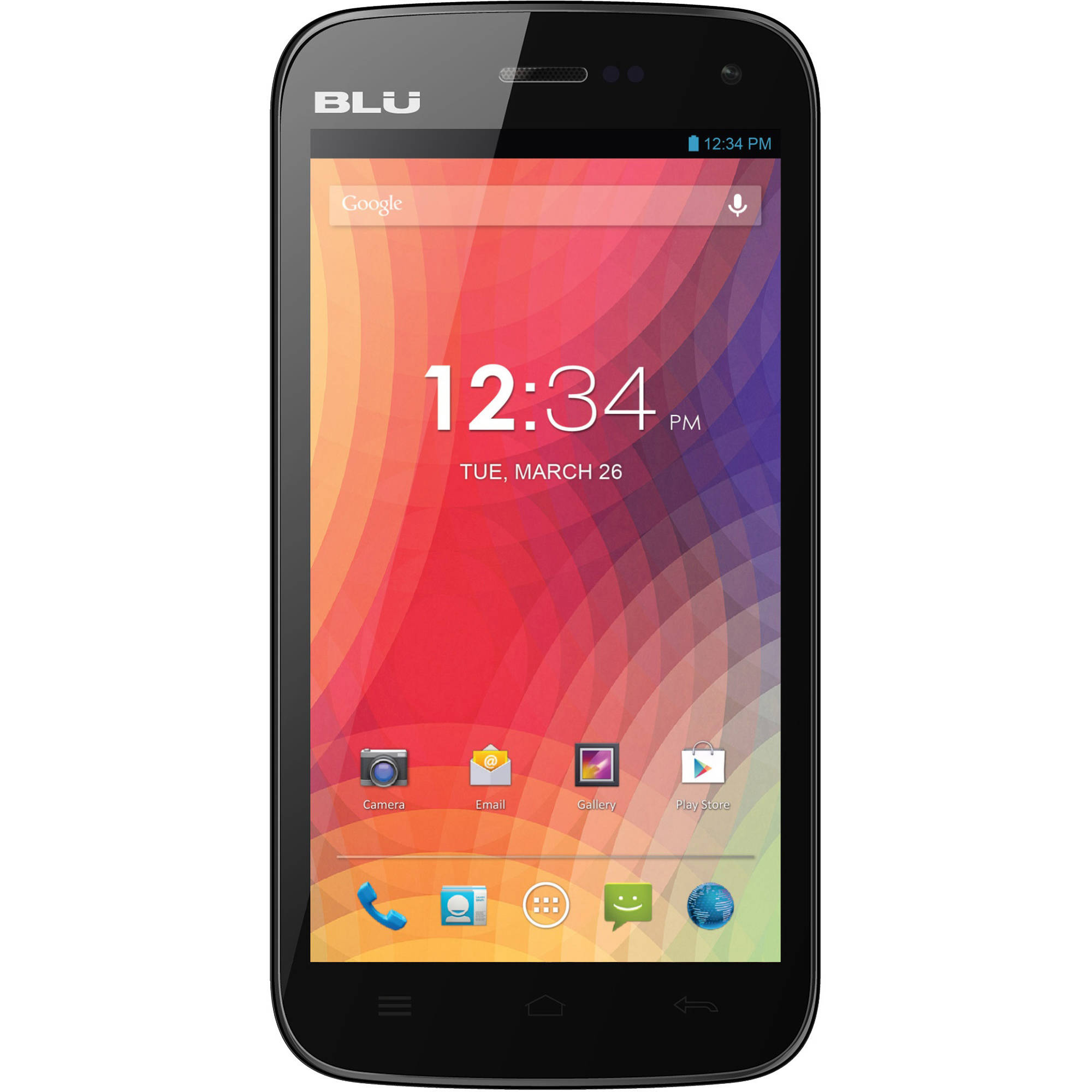 Refurbished BLU Studio 5.0 II D532u GSM Smartphone (Unlocked)
