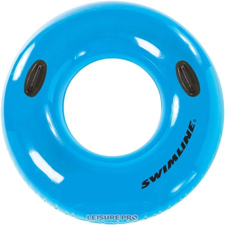 36 Quot Water Sports Inflatable Blue Swimming Pool Inner Tube