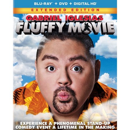 The Fluffy Movie  Blu Ray