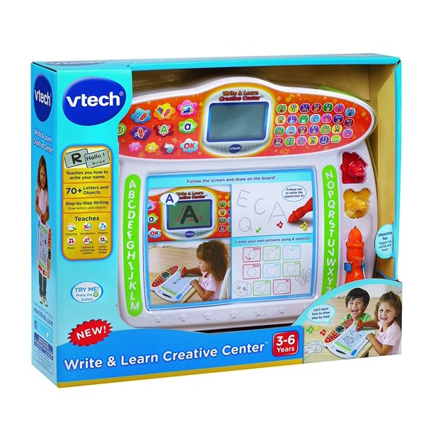 VTech Write and Learn Creative Center,fun way to write and ...
