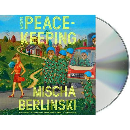 Peacekeeping   A Novel