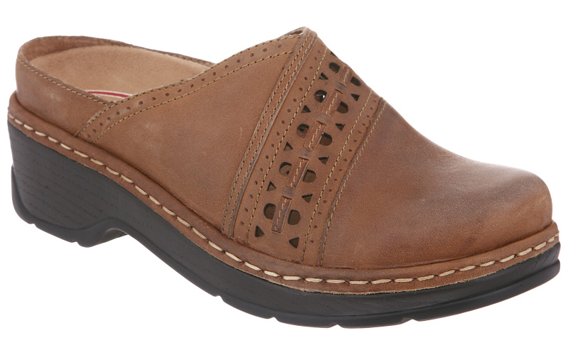 Klogs Syracuse Women's Clog Driftwood Smooth by Klogs