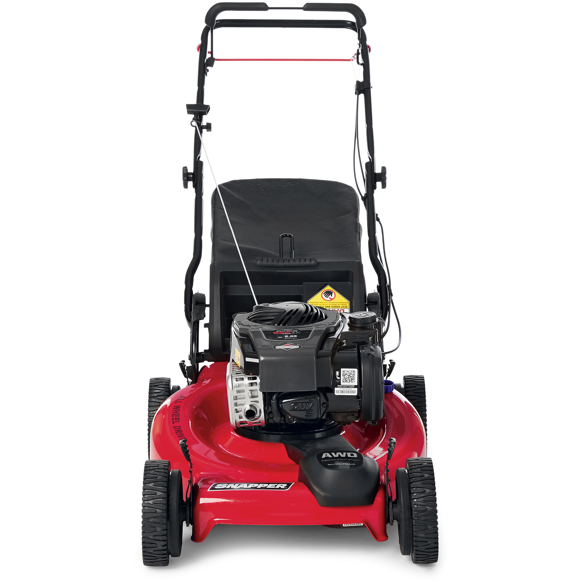 Snapper Awd 2-n-1 Mower