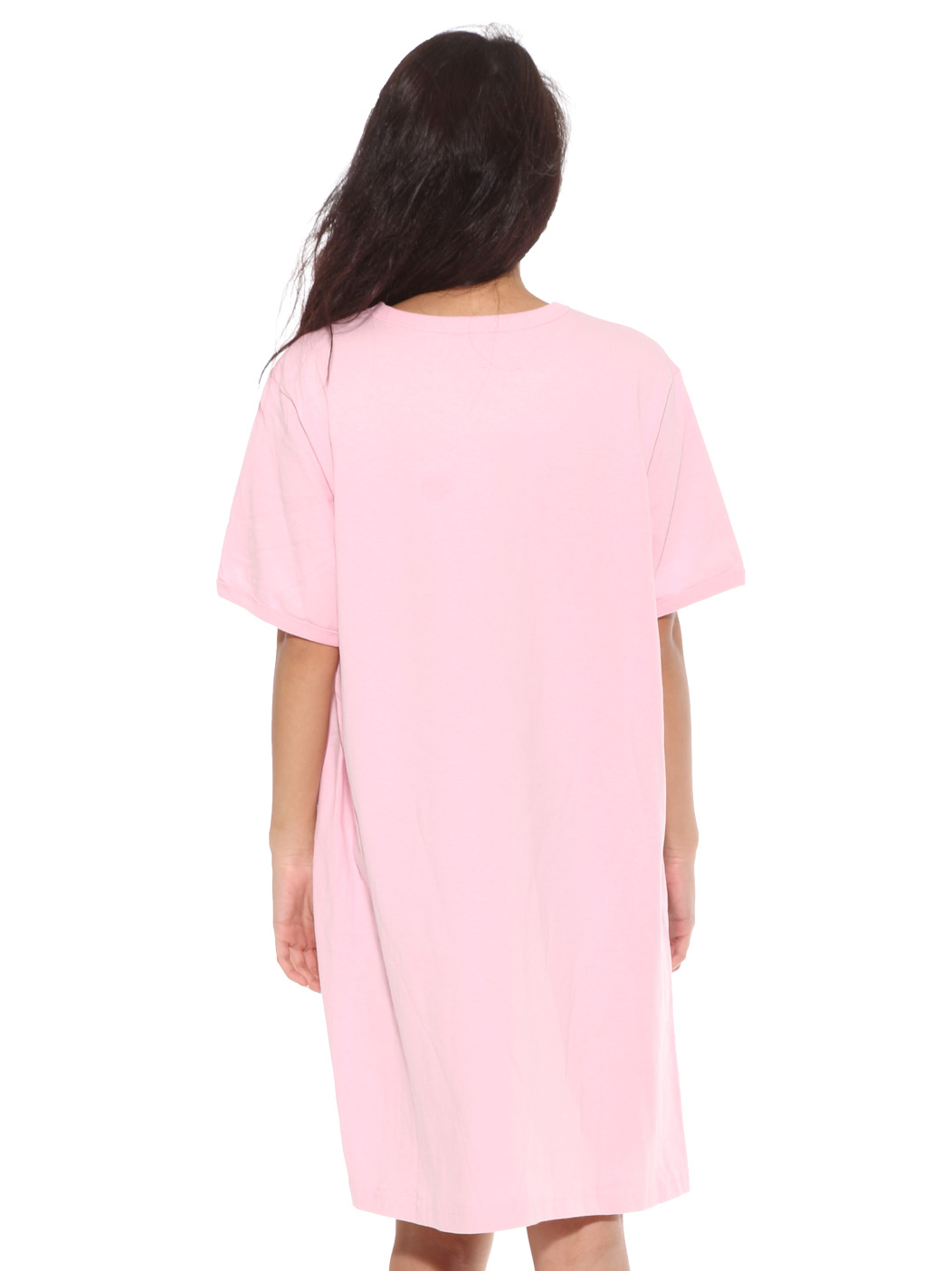 Minnie Mouse - I Don t Do Mornings Sleep Shirt Nightgown One Size Pink -  Walmart.com d9242b401