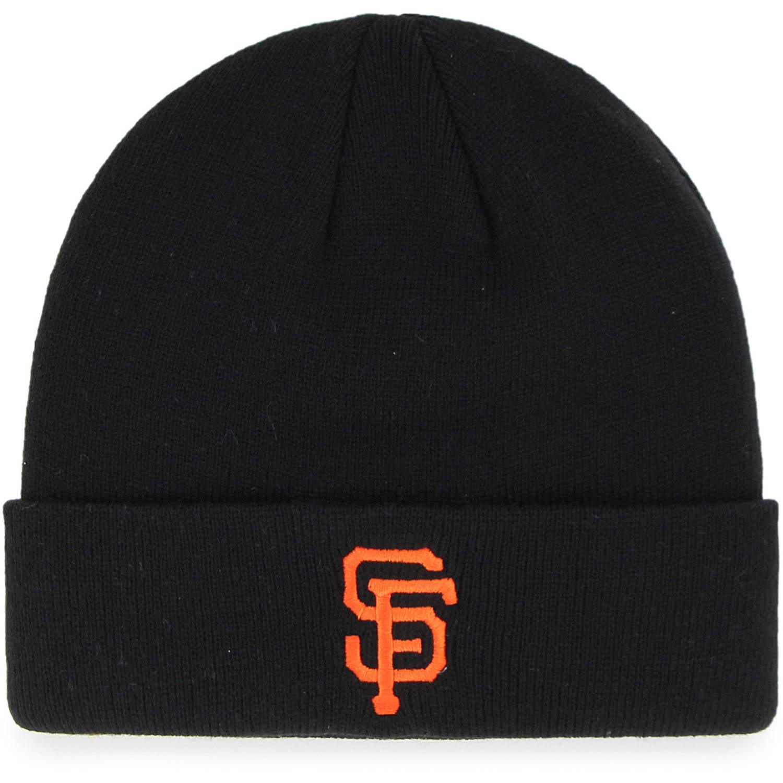 MLB San Francisco Giants Mass Cuff Knit Cap Fan Favorite by Overstock