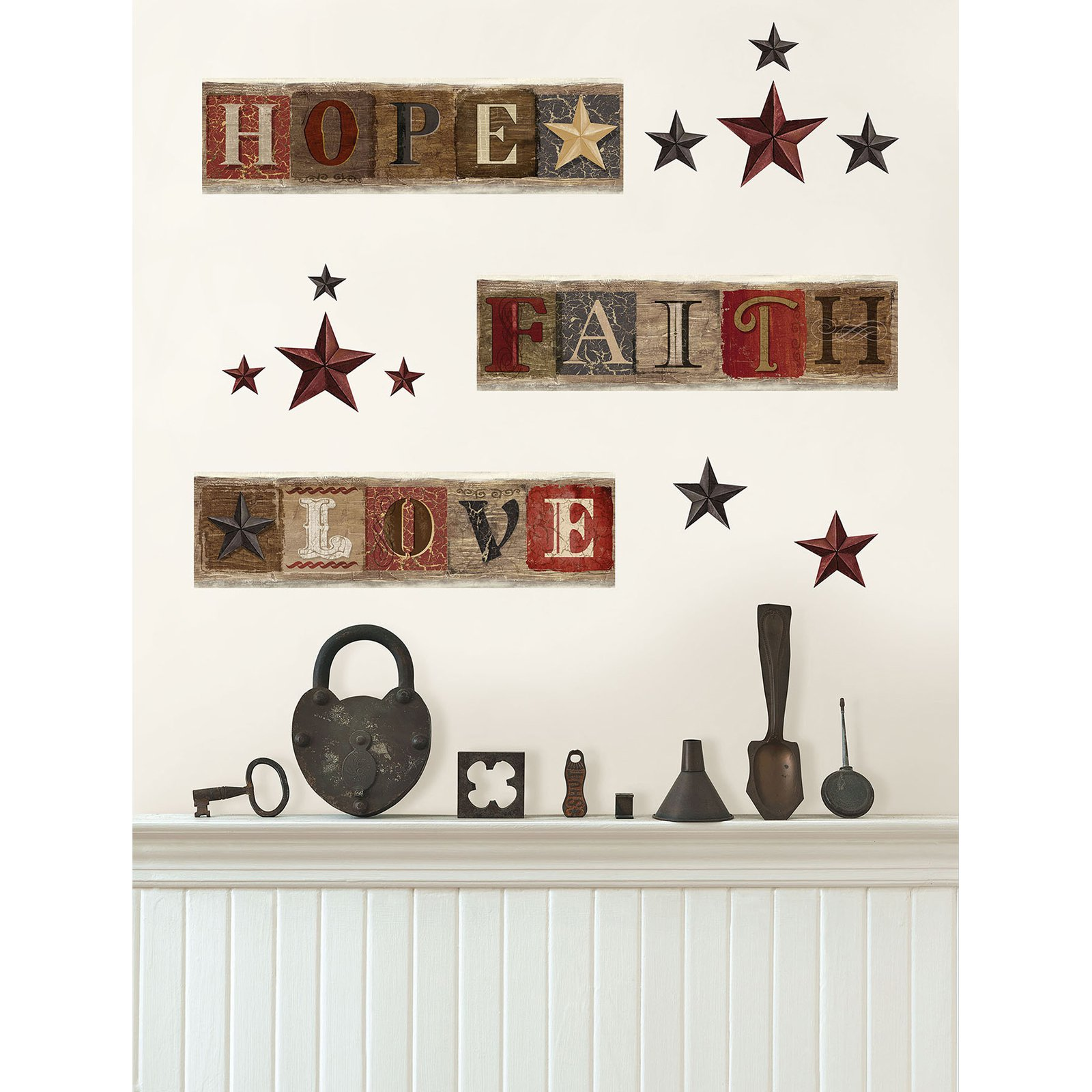Wall Pops Country Wall Decals
