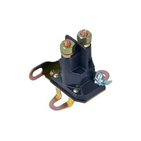 035770 Single-Terminal Starter Solenoid w/ 1/4