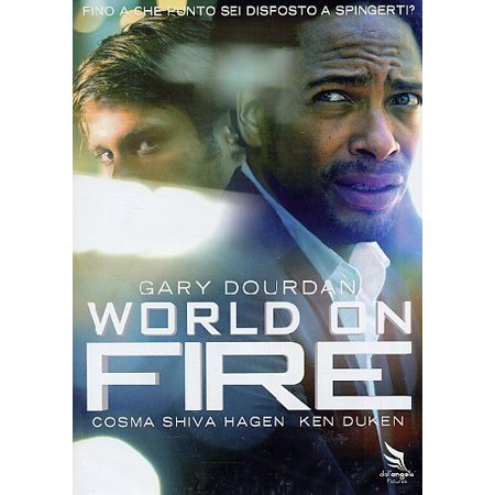Fire! ( Friendly Fire ) ( World on Fire ) [ NON-USA FORMAT, PAL, Reg.2 Import - Italy ]