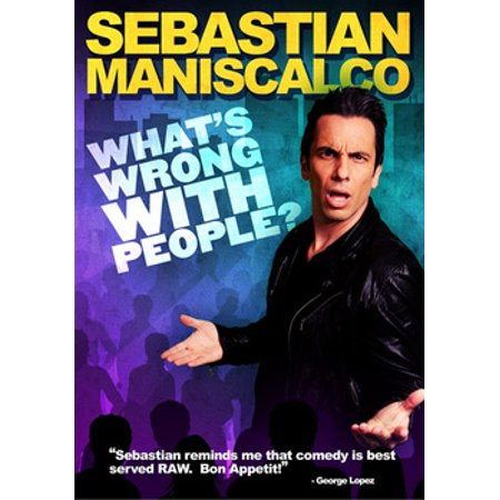 Sebastian Maniscalco: What's Wrong with People? (DVD)](Halloween Everything Wrong With)