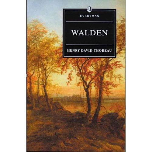 Essay on walden by thoreau