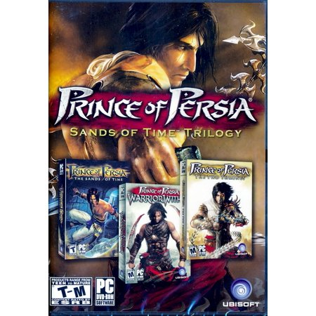 Prince Of Persia Sands of Time Trilogy Special Edition