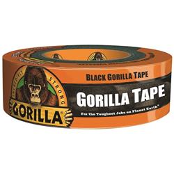 The Gorilla Glue 5121447 6035060 35 Yards Gorilla Tape, Black