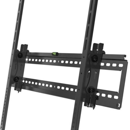 Heavy Duty Wall Mount For 60 80 Inch Tvs With Tilt Feature   Black